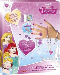 Calendrier de l'avent Disney Princesse