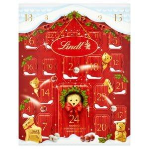 Calendrier de l'Avent chocolat Lindt