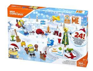 Calendrier de l'Avent Mega Construx Mattel