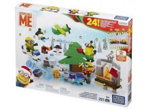 Calendrier de l'Avent Minions Mega Bloks