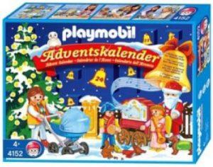 Calendrier de l'Avent Noël Playmobil