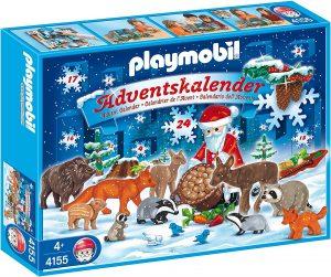 Calendrier avent Playmobil Noël