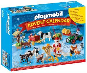 Calendrier de l'Avent Playmobil Noël
