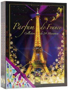 Calendrier de l'Avent parfums