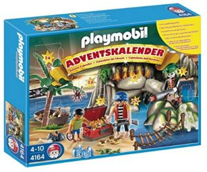 Calendrier avent Playmobil pirate