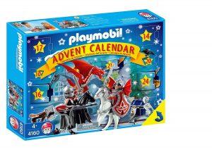 Calendrier de l'Avent Playmobil chevalier