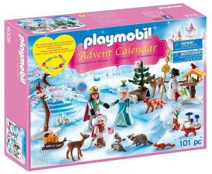 Calendrier de l'Avent Playmobil fille