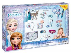 Calendrier de l'Avent Reine des neiges