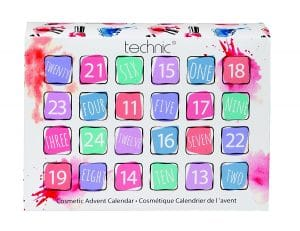 Calendriers vernis à ongles Technic adulte