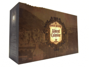 Calendrier avent whisky adulte