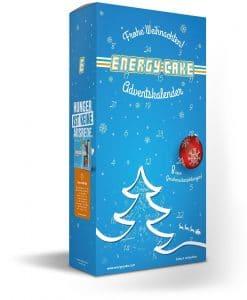 Calendrier de l'Avent energy cake