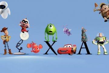 Calendriers de l'avent Disney Pixar