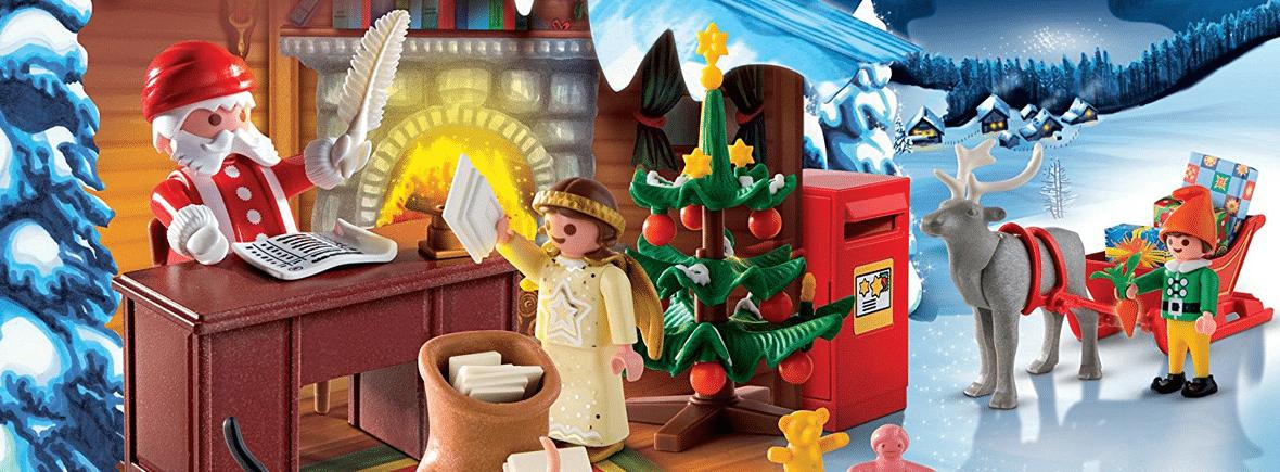 Calendriers de l'Avent enfant Playmobil pour garçon