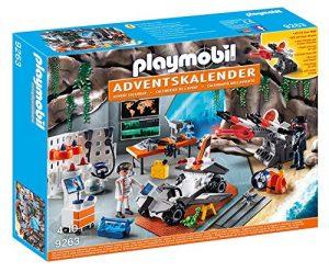 Calendrier de l'Avent Playmobil espion 9263