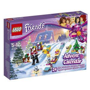 Calendriers de l'Avent Lego Friends pour fille