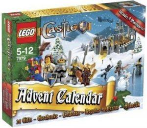 Calendrier de l'Avent Lego Chevalier Castle 7979