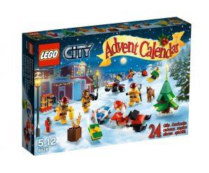 Calendrier de l'Avent Lego City 4428