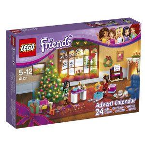 Calendrier de l'Avent fille Lego Friends