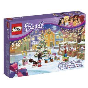 Calendrier de l'Avent Lego Friends fille