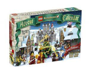 Calendrier de l'Avent Lego Kingdoms 7952