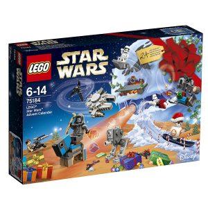 Calendrier de l'Avent Lego Star Wars 75184