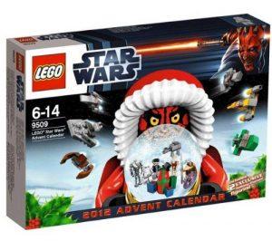 Calendrier de l'Avent Lego Star Wars 9509