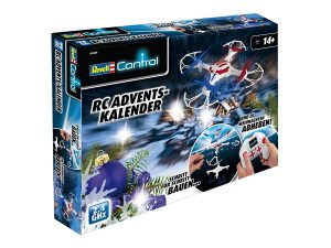 Calendrier avent maquette Revell Quadcopter