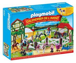 Calendrier de l'Avent Playmobil 9262
