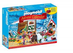 Calendrier de l'Avent Atelier des elfes 9264 Playmobil