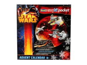Calendrier de l'Avent Star Wars Revell