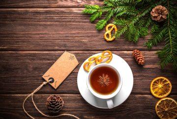Calendriers de l'Avent thé et café