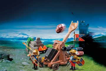 Calendriers de l'Avent Playmobil chevaliers