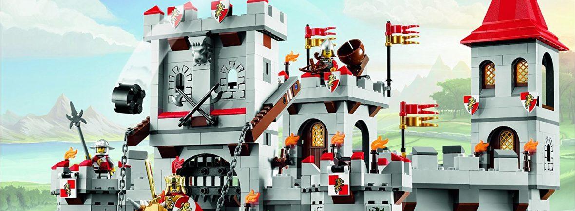 Calendriers de l'Avent Lego chevaliers