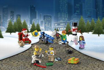 Calendriers de l'Avent Lego City