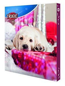 Calendrier de l'Avent chien Trixie