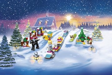 Calendriers de l'Avent Lego Friends