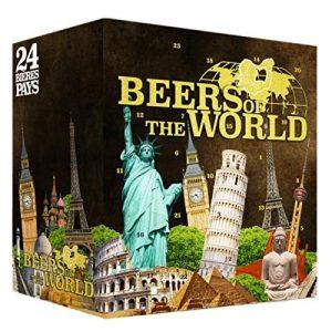 Calendrier de l'Avent bières du Monde