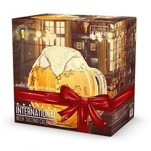 Calendrier de l'Avent spécial bières craft