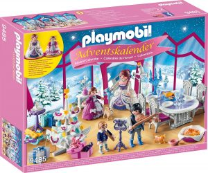 Calendrier de l'Avent Playmobil Princess Bal de Noël