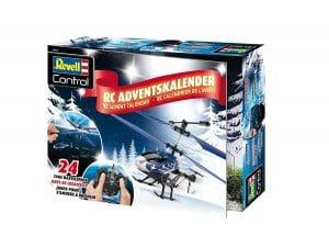 Calendrier de l'Avent Revell Control 01015 hélicoptère