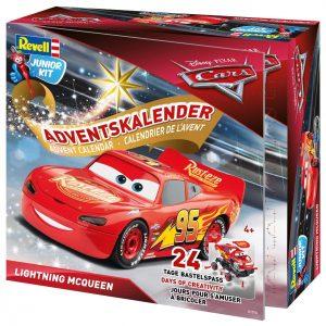 Calendrier de l'Avent Revell Flash McQueen 01016