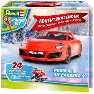 Calendrier de l'Avent Revell Porsche 01018