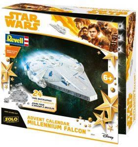 Calendrier de l'Avent Revell 01017 Star Wars Han Solo