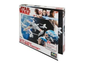 Calendrier de l'Avent Revell Control Star Wars X-Wing Fighter