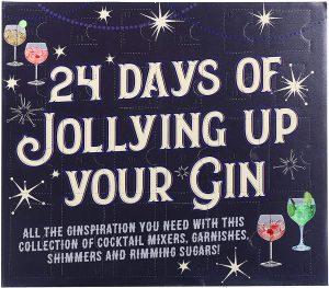 Calendrier de l'Avent Gin La De Da