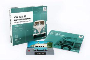 Calendrier de l'Avent Combi Volkswagen