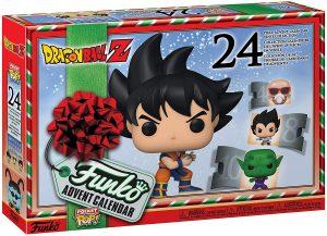 Calendrier de l'Avent Funko POP ! Dragon Ball Z