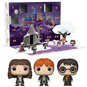 Calendrier de l'Avent Harry Potter Funko POP !