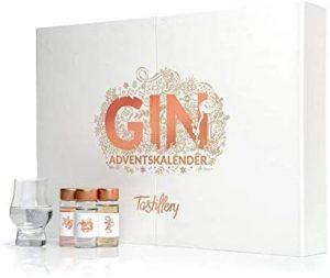 Calendrier de l'Avent gin Tastillery