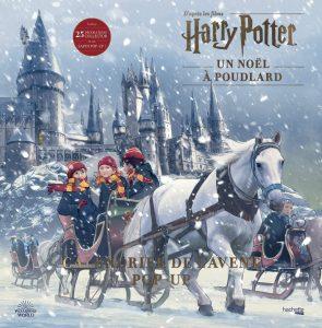 Calendrier de l'Avent Harry Potter : un Noël à Poudlard
